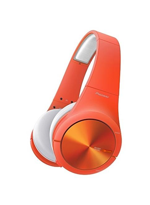 Pioneer SE-MX7-M Kulaküstü Kulaklık Oranj